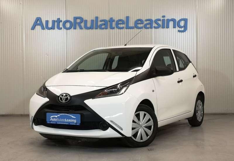 Cumpara Toyota Aygo 2017 cu 39,565 kilometri   posibilitate leasing