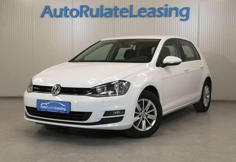 Cumpara Volkswagen Golf 2016 cu 123,922 kilometri   posibilitate leasing