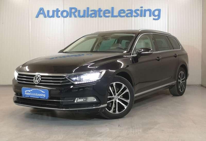 Cumpara Volkswagen Passat 2015 cu 123,001 kilometri   posibilitate leasing