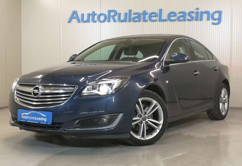 Cumpara Opel Insignia 2014 cu 134,943 kilometri