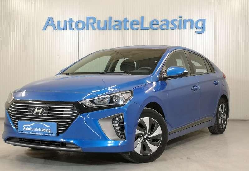 Cumpara Hyundai Ioniq 2017 cu 123,574 kilometri   posibilitate leasing