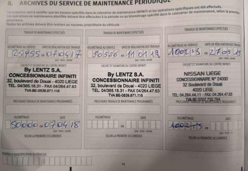 Cumpara Infiniti Q50 2016 cu 117,372 kilometri   posibilitate leasing
