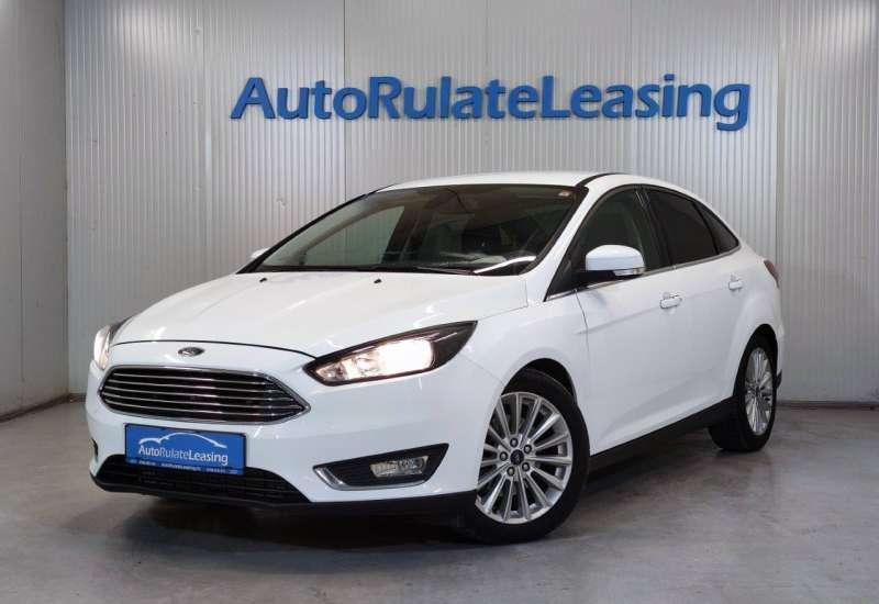 Cumpara Ford Focus 2017 cu 78,724 kilometri   posibilitate leasing