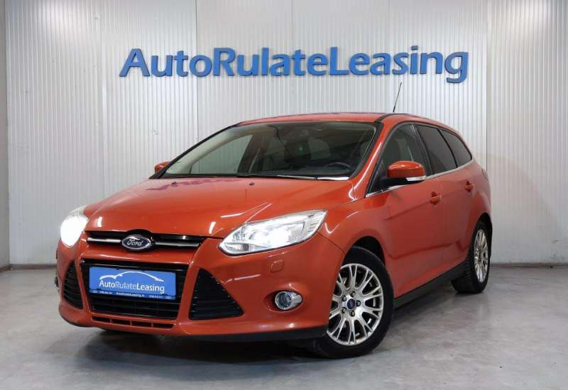 Cumpara Ford Focus 2011 cu 160,895 kilometri