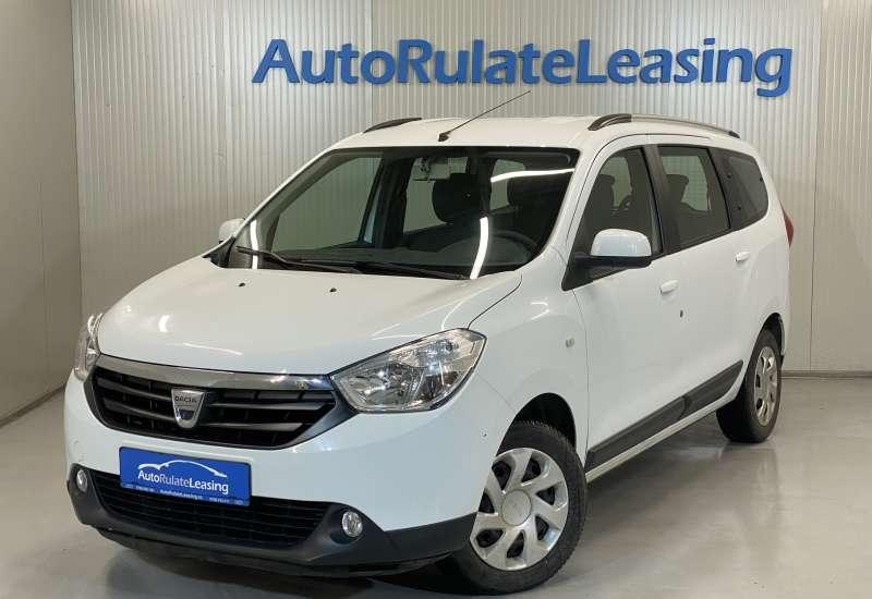 Cumpara Dacia Lodgy 2016 cu 132,674 kilometri   posibilitate leasing
