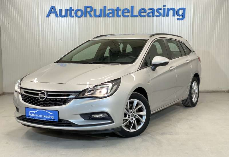 Cumpara Opel Astra 2018 cu 131,244 kilometri   posibilitate leasing