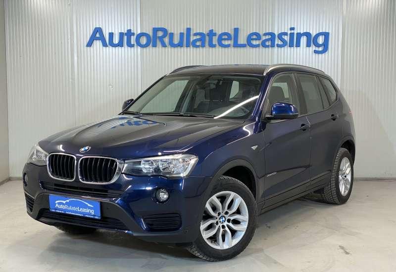 Cumpara BMW X3 xDrive 2016 cu 189,816 kilometri   posibilitate leasing