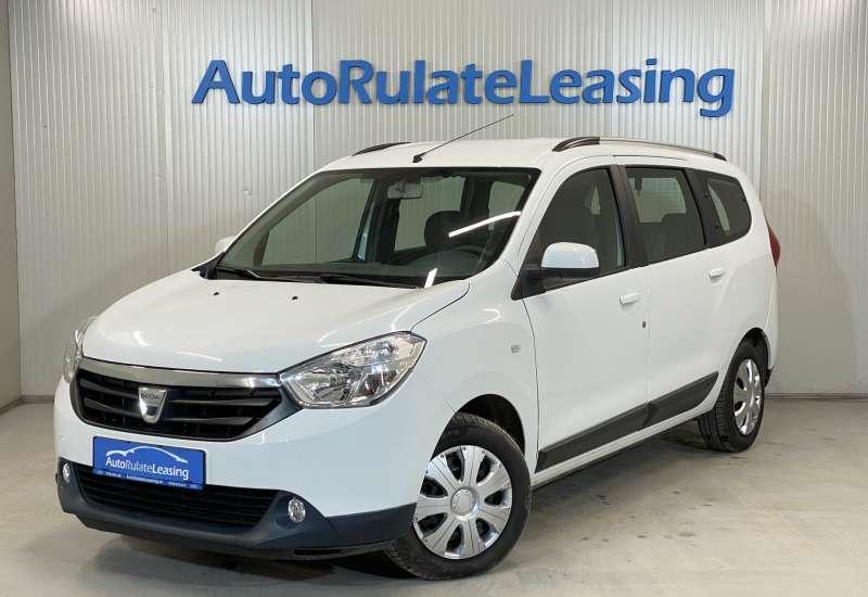Cumpara Dacia Lodgy 2017 cu 49,272 kilometri   posibilitate leasing