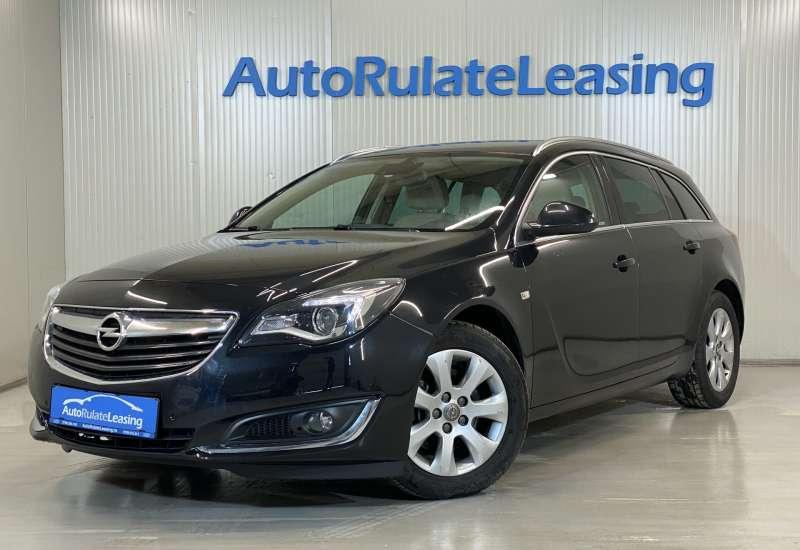 Cumpara Opel Insignia 2016 cu 166,170 kilometri   posibilitate leasing