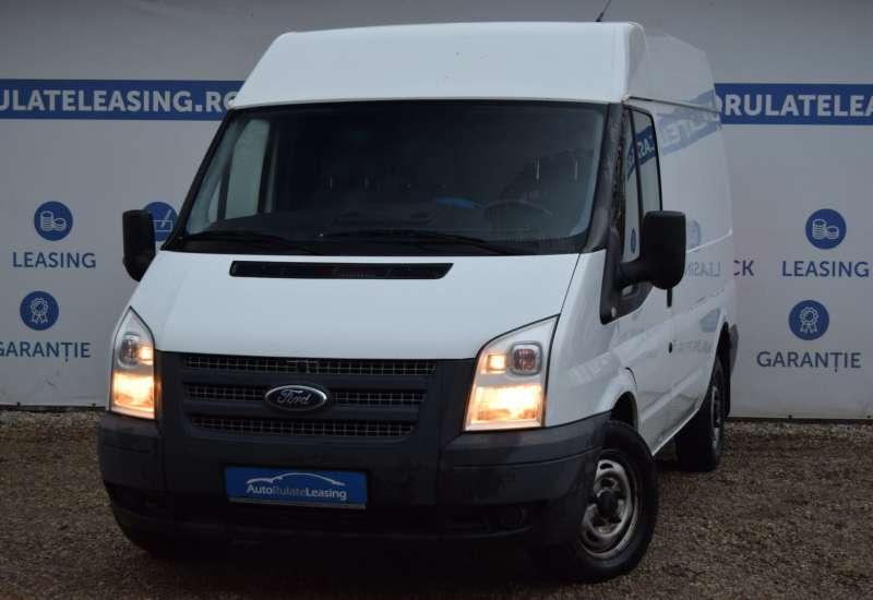 Cumpara Ford Transit 2013 cu 148,023 kilometri  cu garantie 6 luni  posibilitate leasing