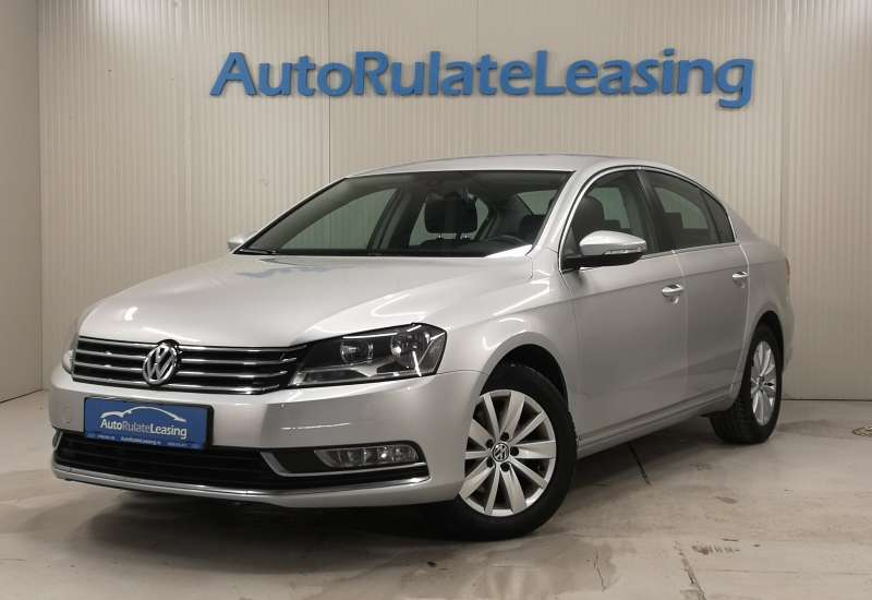Cumpara Volkswagen Passat 2014 cu 160,993 kilometrii  cu garantie 6 luni  posibilitate leasing