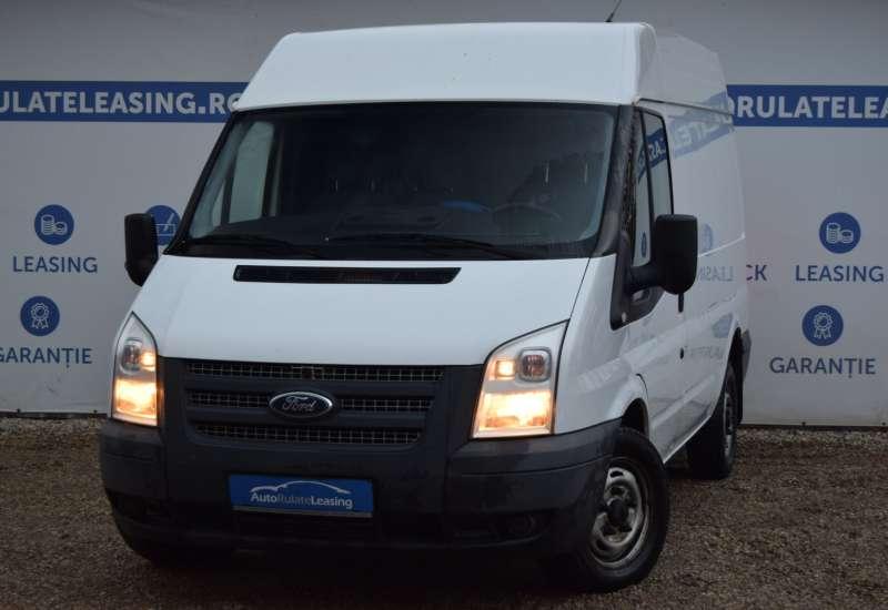 Cumpara Ford Transit 2013 cu 106,320 kilometrii  cu garantie 12 luni  posibilitate leasing