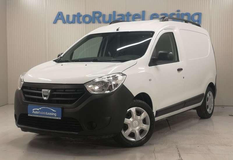 Cumpara Dacia Dokker 2014 cu 46,258 kilometrii  cu garantie 6 luni  posibilitate leasing