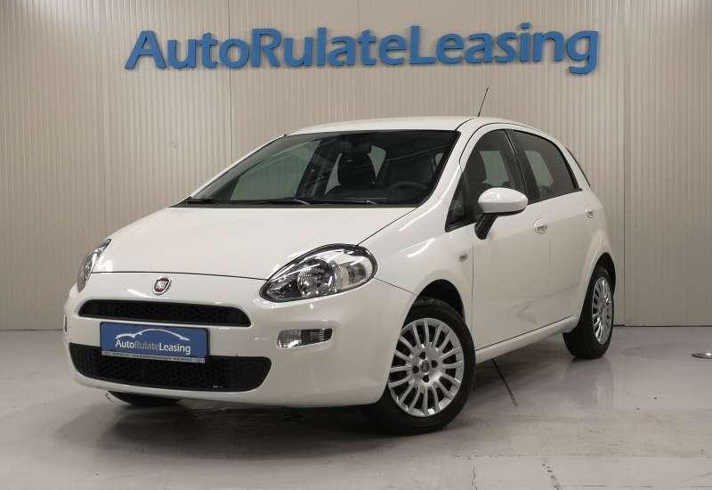 Cumpara Fiat Grande Punto 2013 cu 63,357 kilometri  cu garantie 6 luni  posibilitate leasing