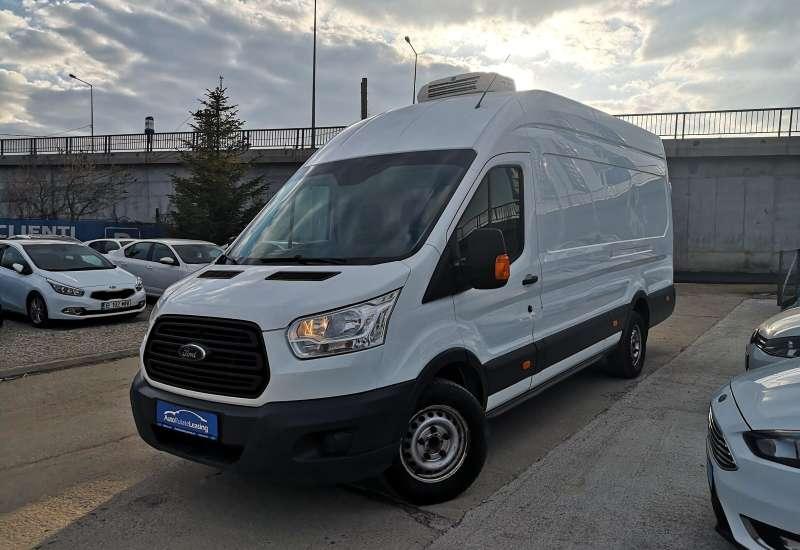Cumpara Ford Transit 2014 cu 85,165 kilometrii  cu garantie 6 luni  posibilitate leasing
