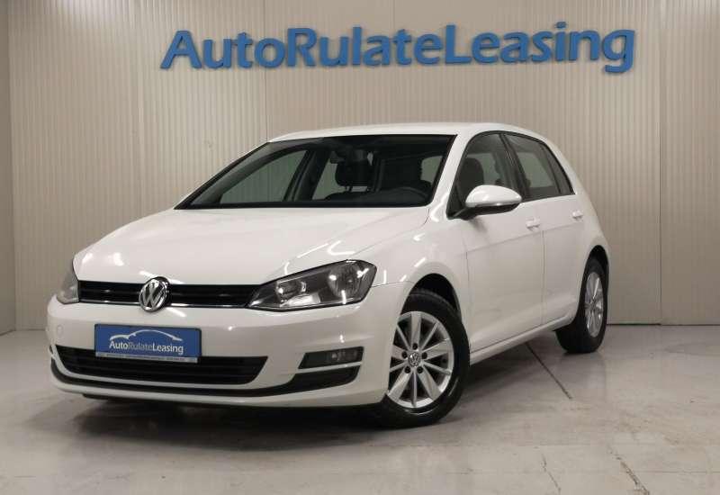 Cumpara Volkswagen Golf 2014 cu 61,666 kilometrii  cu garantie 6 luni  posibilitate leasing
