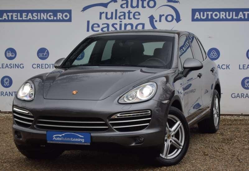 Cumpara Porsche Cayenne 2014 cu 172,158 kilometri  cu garantie 6 luni  posibilitate leasing