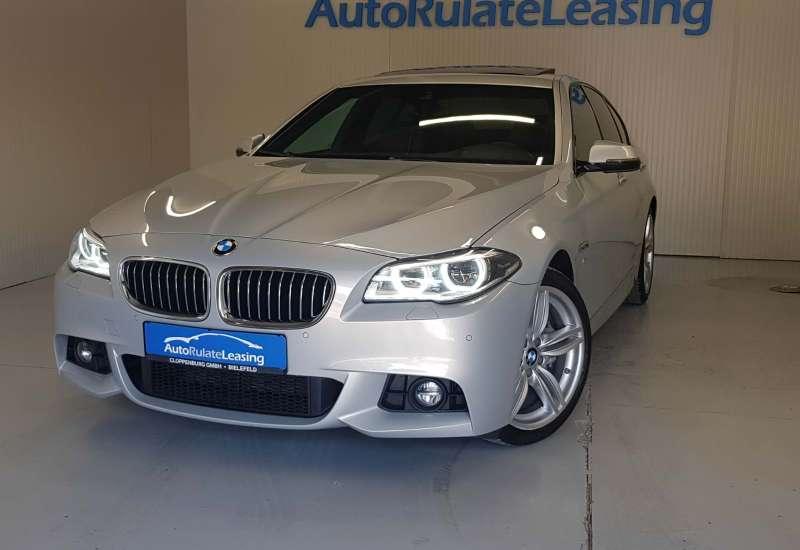 Cumpara BMW 525 Xdrive 2015 cu 60,977 kilometrii   posibilitate leasing