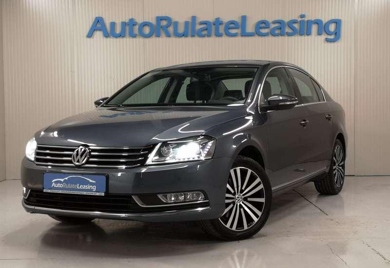 Cumpara Volkswagen Passat 2014 cu 186,240 kilometrii  cu garantie 6 luni  posibilitate leasing